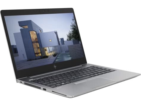 The HP ZBook 14u G5. (Image courtesy of HP.)