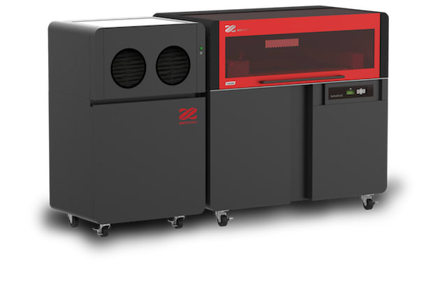 XYZprinting brings full-color binder jetting to its portfolio of desktop machines. (Image courtesy of XYZprinting.)