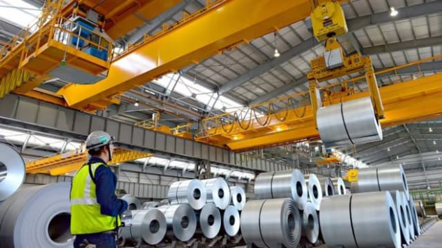 Coil like this is about to get a lot more expensive for U.S. manufacturers. (Image courtesy of BBC.)