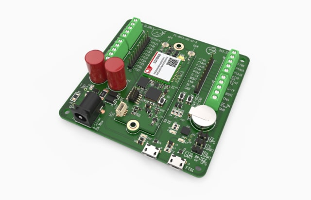 The Thingstream Starter Kit is now available for purchase on the online Connectivity Store. (Image courtesy of Thingstream.)