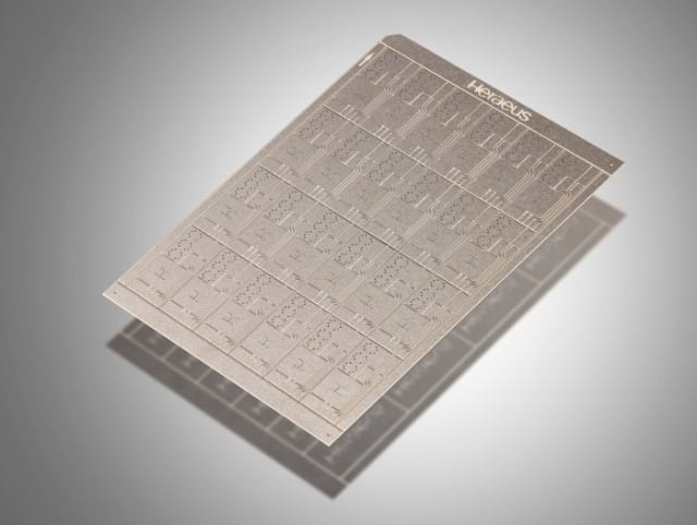 DCB substrate. (Image courtesy of Heraeus Electronics.)