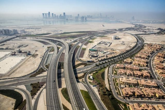 Saadiyat Island Project. (Image courtesy of AECOM.)
