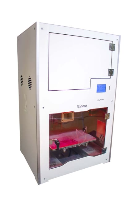 The Roboze One+400 3D printer. (Image courtesy of Roboze.)
