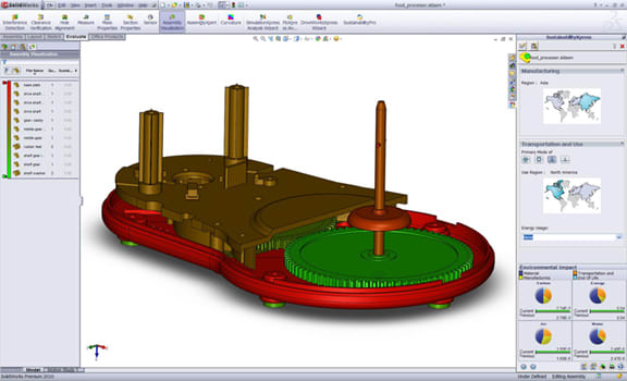 MySolidWorks for Students enables students to learn SOLIDWORKS software with educators and the opportunity for certificates. (image courtesy of SOLIDWORKS.)