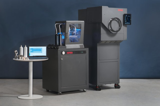Rapidia Removes Debinding from Bound Metal 3D Printing > ENGINEERING com