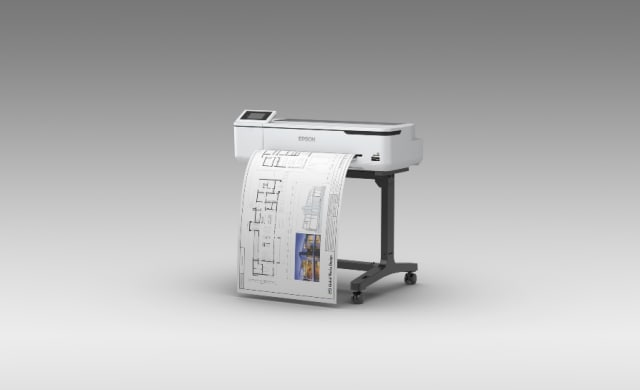 The SureColor T3170. (Image courtesy of Epson.)