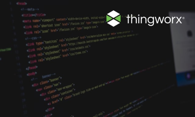 """Fundamentals of IoT Development with ThingWorx"" is a featured course of IoT University. (Image courtesy of PTC.)"