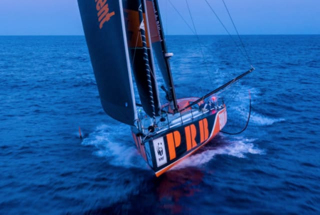 Photo courtesy of IMOCA.