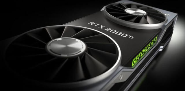 NVIDIA Confirms Issues Surrounding GeForce RTX 2080 Ti