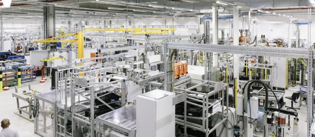 A $1.65 billion investment will help Mercedes-Benz create a global electric battery production network. (Image courtesy of Daimler AG.)