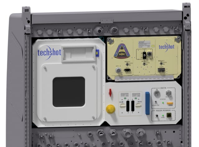 Bioprinter Preps for ISS to 3D Print Beating Heart Tissue