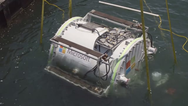 Future of the Cloud Lies Beneath the Waves, says Microsoft