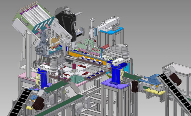 Siemens simulations ensure the functionality of engineering designs. (Image courtesy of Solu-Tech.)