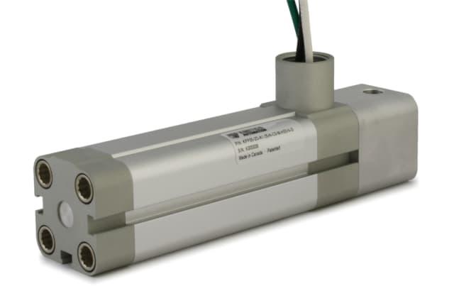 KPP Piston Pump. (Image courtesy of Kinetics Automation.)