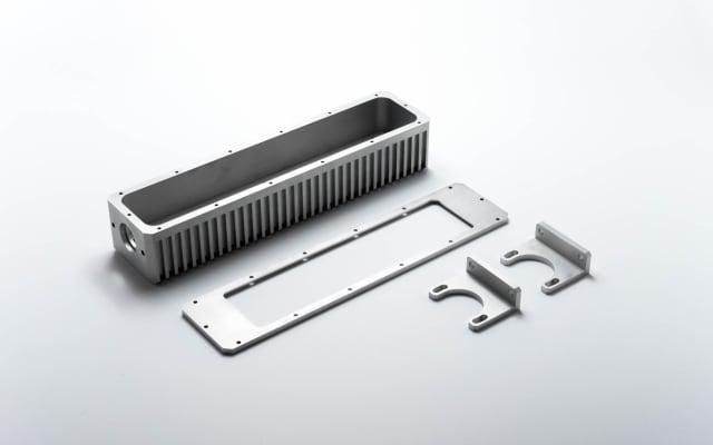 A CNC part made via 3D Hubs. (Image courtesy of 3D Hubs.)