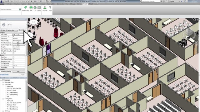 The Sweets app lets users access information on over 100,000 products from within Autodesk Revit or AutoCAD. (Image courtesy of YouTube.)