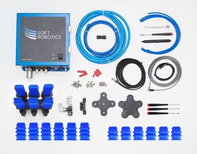 Soft Robotics Releases Configurable Gripper Kit