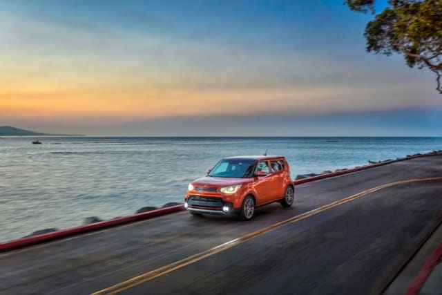 The Kia Soul. (Image courtesy of PR Newswire.)