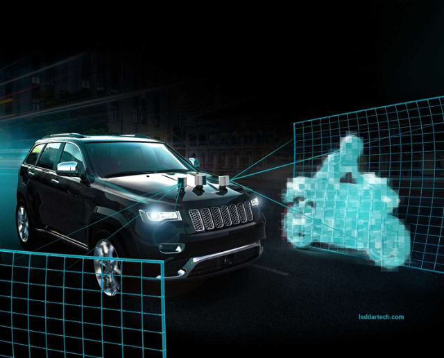 Canadian Company Has a Foot in the LiDAR Race > ENGINEERING com
