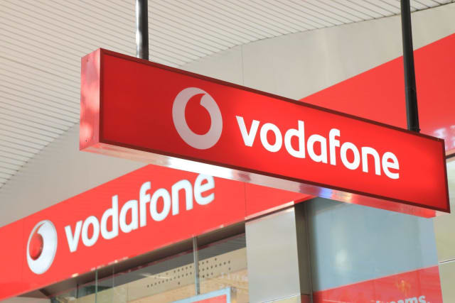 (Image courtesy of Vodafone.)
