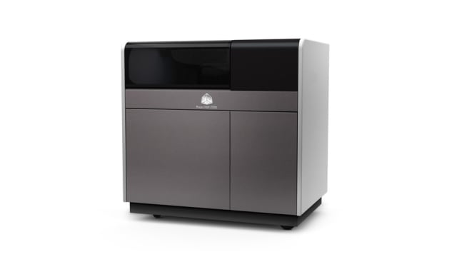 3D Systems' ProJet MJP 2500 3D printer. (Image courtesy of 3D Systems.)