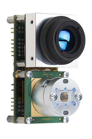 LeddarTech LiDAR sensor. (Image courtesy of LeddarTech Inc.)