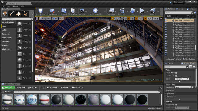 How Real-Time Rendering Aims to Disrupt Engineering