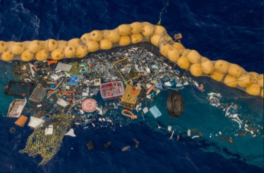 In 2025 oceans could contain one ton of plastic for every three tons of fish.