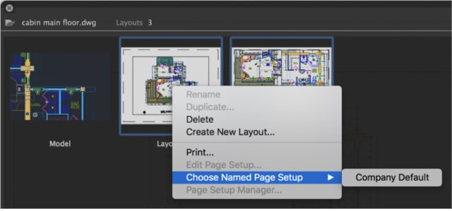 autocad like software for mac