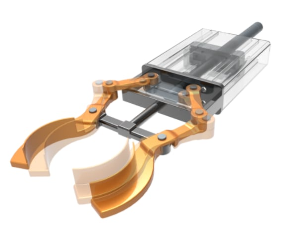 IronCAD—now with added motion. (image courtesy of IronCAD.)