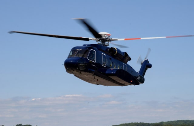 Sikorsky plans to incorporate new technology and designs into its S-92 line. (Image courtesy of Sikorsky.)
