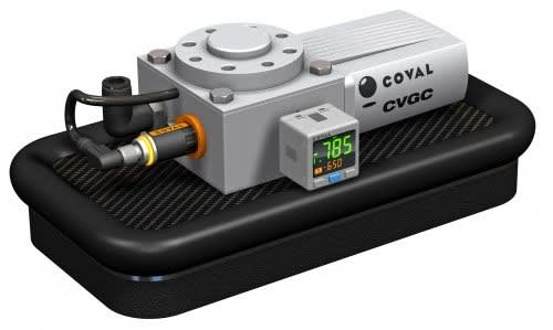 Coval has introduced a new line of carbon vacuum grippers, CVGC, which is lightweight and easy assemble or disassemble.