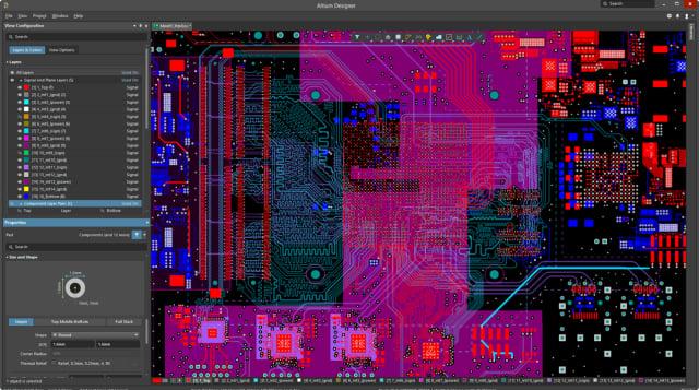 Designer 19. (Image courtesy of Altium.)