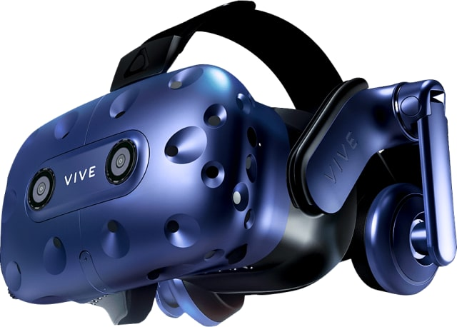 The HTC Vive Pro.(Image courtesy of Vive.)