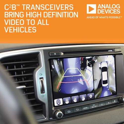 C2B Transceivers. (Image courtesy of Analog Devices.)