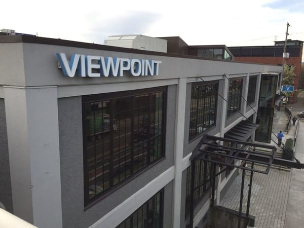 Viewpoint's office, located in Portland, Oreg. Viewpoint will be keeping its office and its 700-person staff as part of the merger. (Photo courtesy of Mike Rogoway and The Oregonian.)