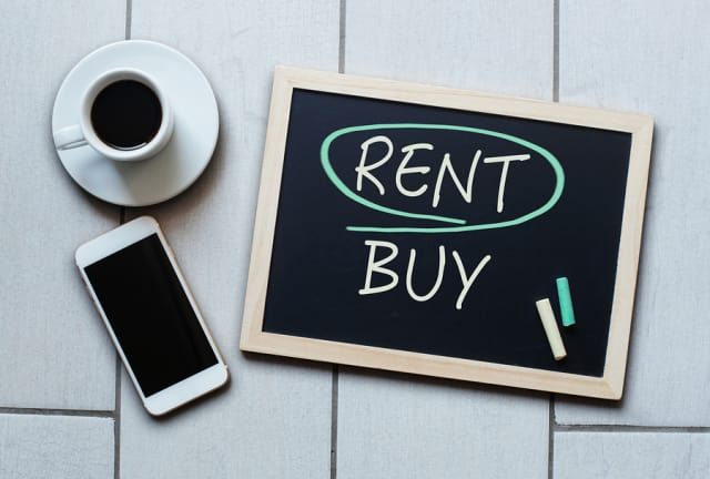 1Renting products, being termed
