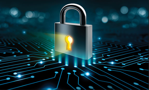 As IIoT ecosystemsdevelop, companies concerned about security could begin to look inward to protect their datasets. (Image courtesy of Strategic Finance.)