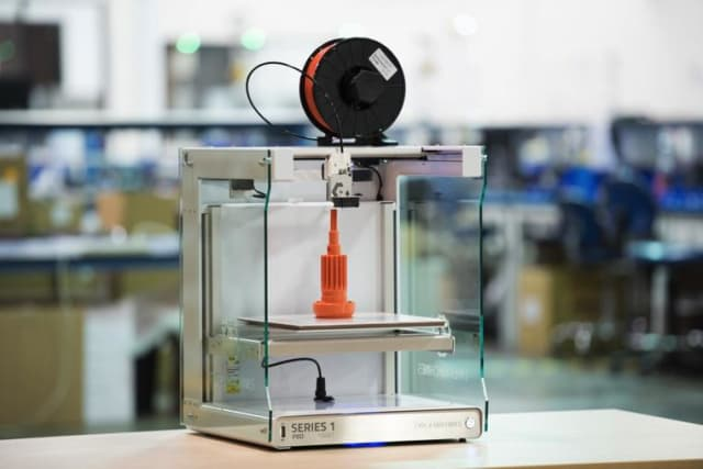 The Series 1 Pro 3D printer from Type A Machines. (Image courtesy of Type A Machines.)