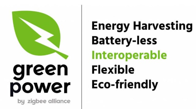 Zigbee Green Power logo. (Image courtesy of the Zigbee Alliance.)