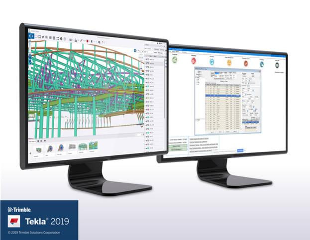 Trimble Announces Tekla 2019 Structural BIM Software Solutions