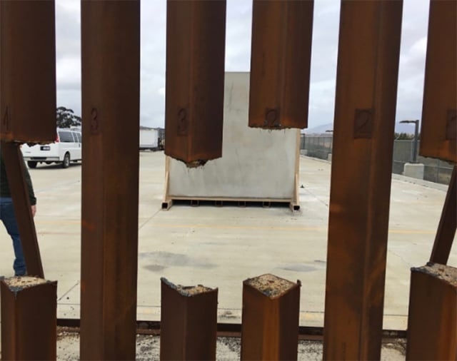 Trump's New Steel Border Wall Won't Be Any Better Than