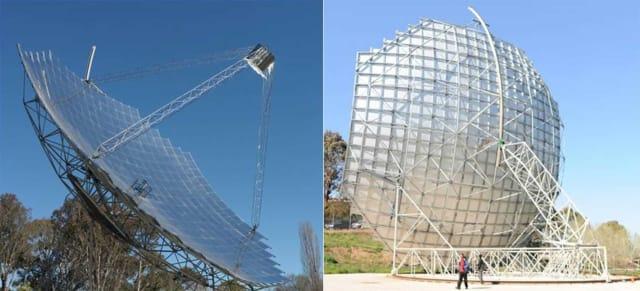 The Big Dish CSP System