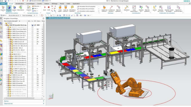 Automation Simulations for Efficient, Turnkey Solutions