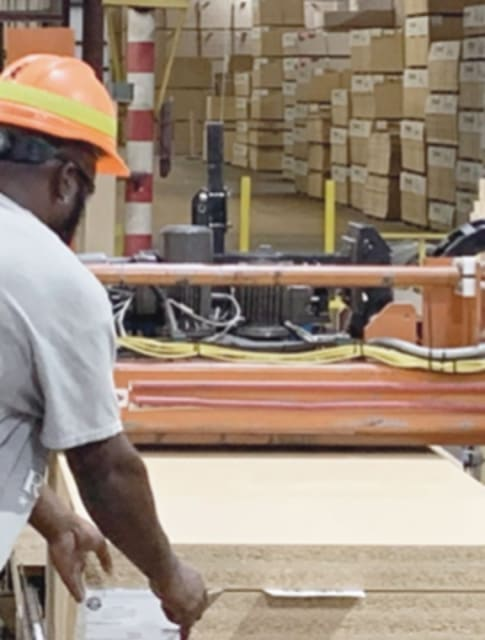 Forest products company in Simsboro Louisiana is the subject of a machine health case study.