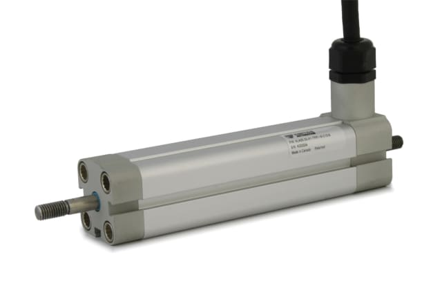 KLA linear actuator. (Image courtesy of Kinetics Automation.)