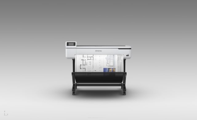 The SureColor T5170. (Image courtesy of Epson.)