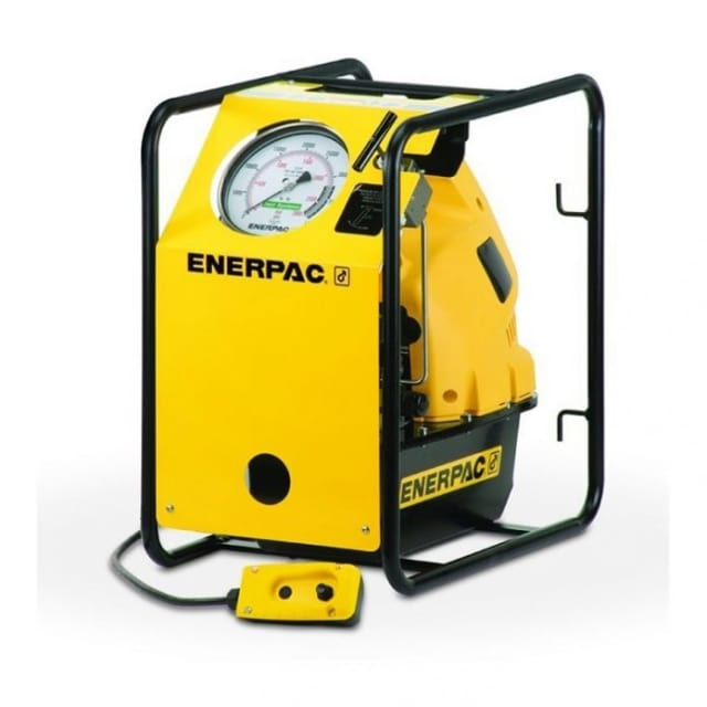 ZUTP1500-S Electric tensioning pump. (Image courtesy of Enerpac.)