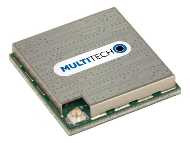xDot Module. (Image courtesy of MultiTech Systems.)