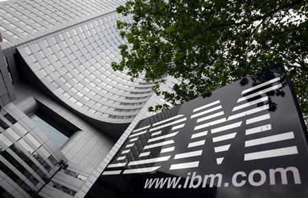 IBM hasn't been keeping up with cloud innovation—but Red Hat may prevent Big Blue from falling behind. (Image courtesy of Reuters.)